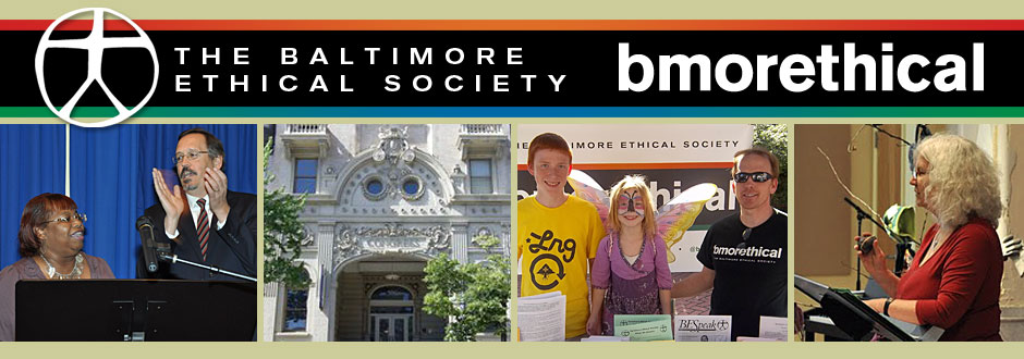 Baltimore Ethical Society Logo